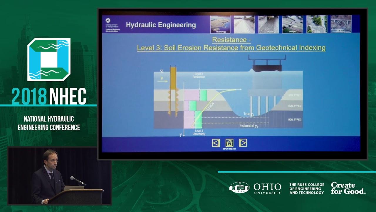 Kornel Kerenyi - FHWA – Scour Depth Equilibrium State Design Approach