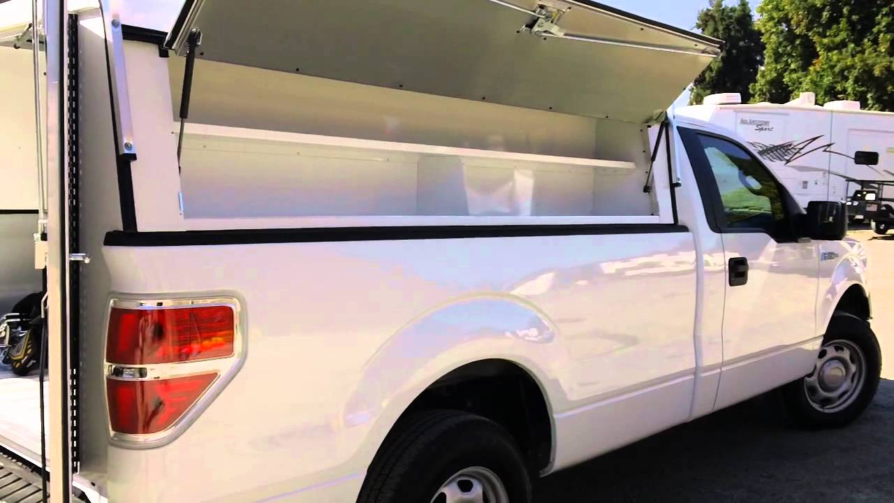 A R E Dcu Commercial Shell With Options On Ford F150