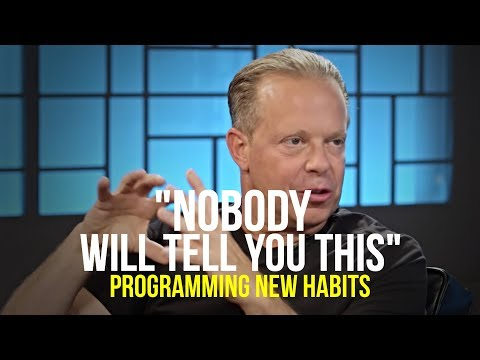 Programming NEW HABITS (scientific) | Dr Joe Dispenza