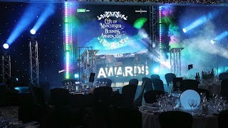 City of Manchester Business Awards 2018