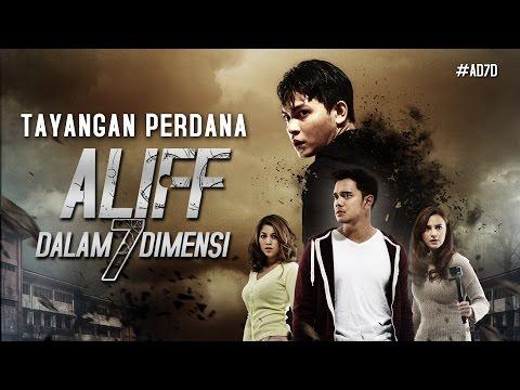 ALIFF DALAM 7 DIMENSI - Tayangan Perdana 8 September 2016 [HD]