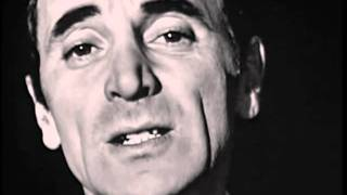 Charles Aznavour Y por tanto YouTube Videos