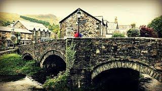 Walking in Beddgelert - North Wales