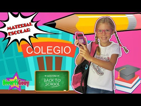 DANIELA CELEBRA LA VUELTA AL COLE con Material Escolar | Haul utiles escolares - DivertiGuay