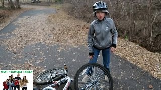 Dad and Jake go for a bike ride and nobody knows where they are as ...