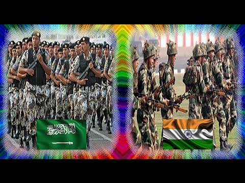 Saudi Arabian Army VS Indian Army - Power Comparison 2016 - 2017