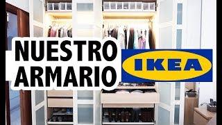 Gambar cover ASÍ ES NUESTRO ARMARIO DE IKEA PAX Vlog