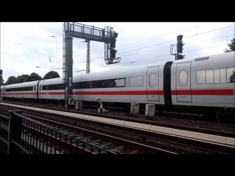 Hamburg S-Bahn ,U-Bahn, Regio