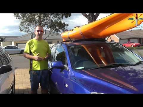 Product Review Sea to Summit Solution Soft Kayak Racks Ocean Prowler Ultra  Australia Aussie Oz Ozzi