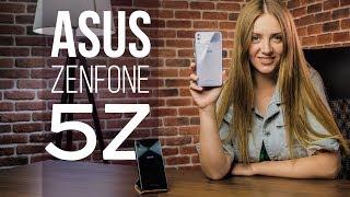 Asus Zenfone 5Z: наконец-то флагман