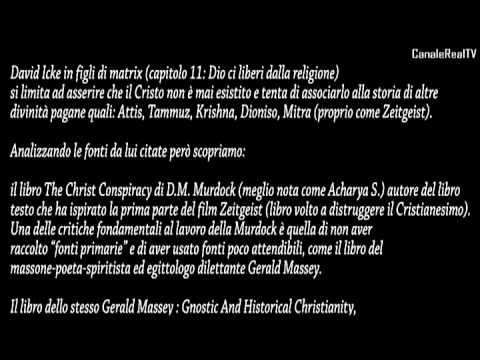 Falsi Profeti: Zeitgeist - David Icke - Alex Jones - Satanismo e New Age [2di2]