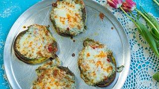 Mini Pizzas Make tнe Best Appetizer or After-school Snack! Pesto & Harissa
