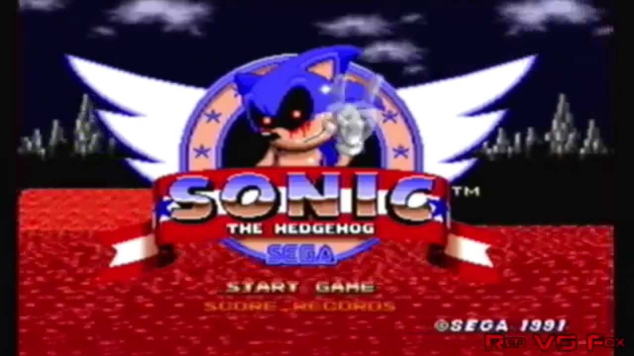Download sonic exe android - Sonic Exe Gameplay Sonic The Hedgehog Hack