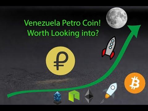 Venezuela Petro Cryptocurrency, Worth looking into?