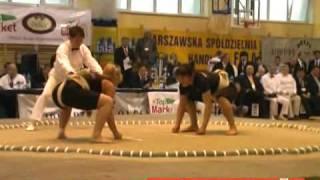 Чемпионат по сумо