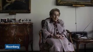 Oldest Woman on Wall Street Turns 100, Offers Advice