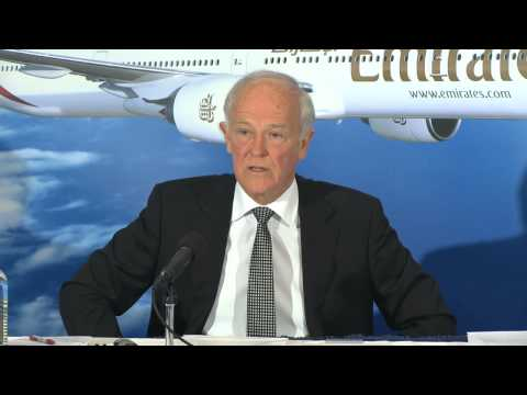 Sir Tim Clark media conference on 'Why the Big 3 U.S legacy carriers are wrong | Emirates Airline