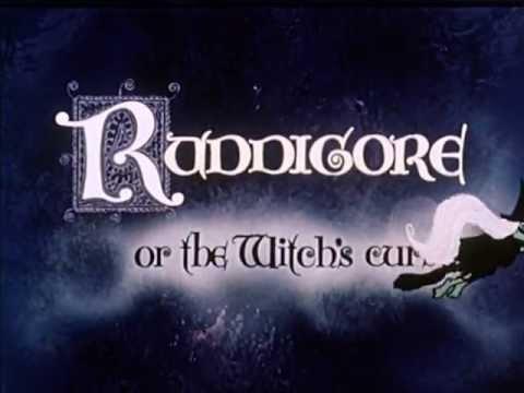 1967 Ruddigore Cartoon Theatrical Trailer