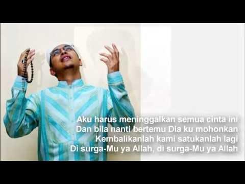 Rossa - Hijrah Cinta (Spesial UJE) [Video - Lirik] [HD / HQ]