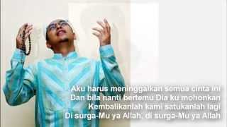 Rossa - Hijrah Cinta (Spesial UJE) [Video - Lirik] [HD / HQ]