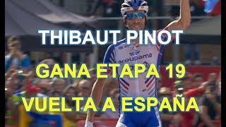Resumen Etapa 19 Vuelta a España 2018