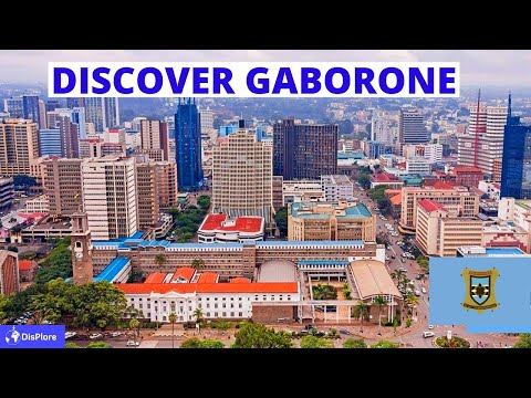 Discover Gaborone, Most Beautiful and Visited City in Botswana