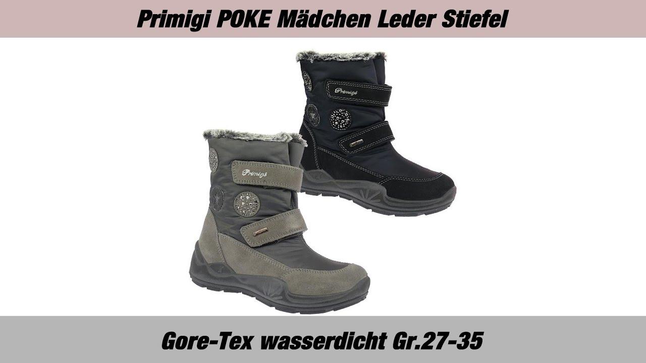 Primigi Schuhe Mädchen Wasserdichte Gore Tex