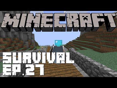 Minecraft Survival 2 - A Elytra Ep.27