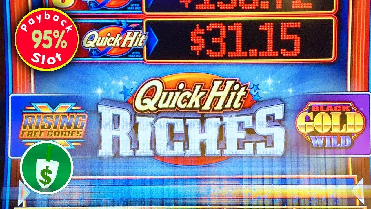 Studio quick hit black gold slot machine screenshot free slots double u