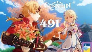 Genshin Impact: Thoma Hangout #4 - Update 2.2 - iOS/Android Gameplay Walkthrough Part 491