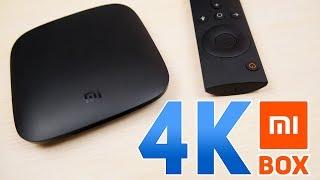 Xiaomi Mi Box 3! 4K видео и HD каналы - как два пальца! Обзор и настройка!