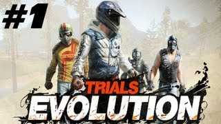 Trials Evolution HD: Gameplay Walkthrough - Part 1
