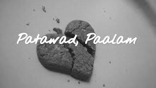 Patawad, Paalam - Moira ft I Belong to the Zoo (Acoustic Cover) by MJ Tangonan (Lyrics)