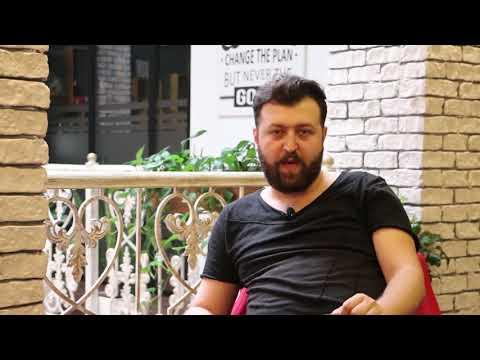 Azerbaijan Design Summit - Erkin Ergin / Art Director-Aktyor