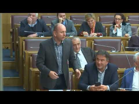 Милан Кнежевић на албанском: Косово је срце Србије!