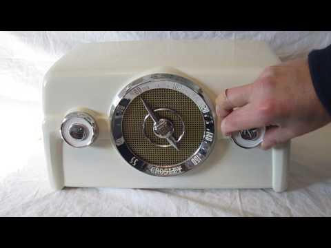 Crosley 10-135 Radio (1950)