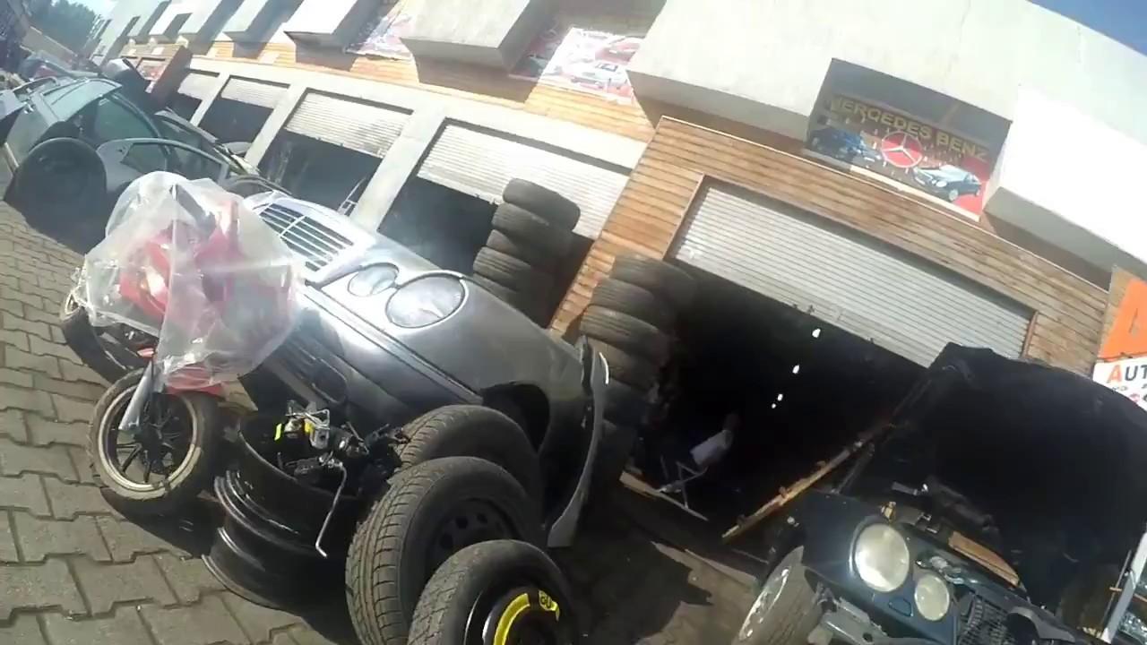 Gürcistan Tifliste çıkma Hurda Otomobil Parçaları Satan