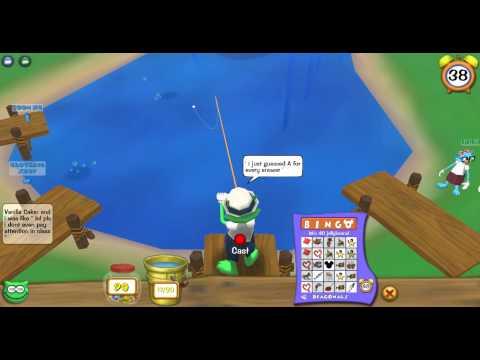 Full Toontown Walkthrough Fishing Hour 28 Youtube