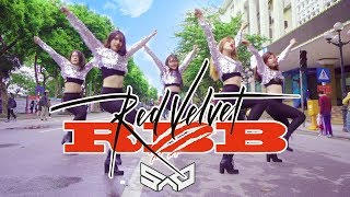 [KPOP IN PUBLIC CHALLENGE] Red Velvet 레드벨벳 'RBB (Really Bad Boy)' Dance Cover By S.A.P From Vietnam