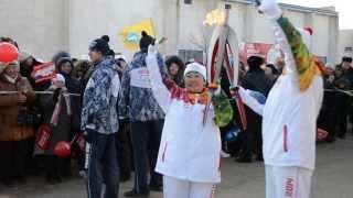 Олимпиада в Яшкуле