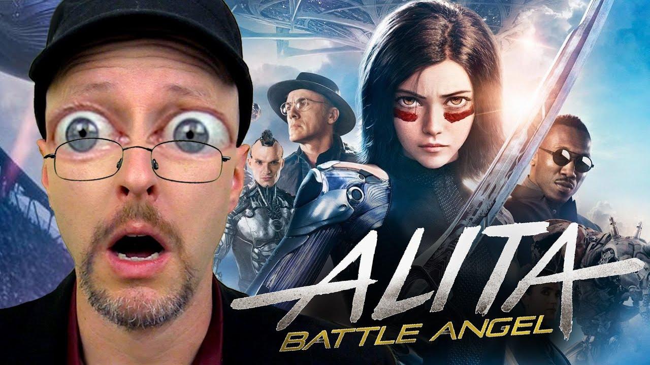 Download Alita: Battle Angel - Nostalgia Critic