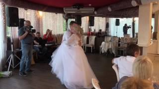Самый трогательный танец молодоженов