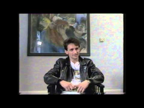 Pat Nevin 1989 Interview Football Focus FA Cup Final Preview