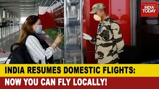 Domestic Flights: Centre Issues Guidelines For Air Travel, States To Decide Quarantine Protocol