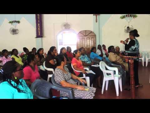 GUYANA Women Seminar | GOD'S REVIVAL World Tour