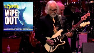 Wipeout by The Surfaris - LIVE -  Musicians Hall of Fame Induction Concert