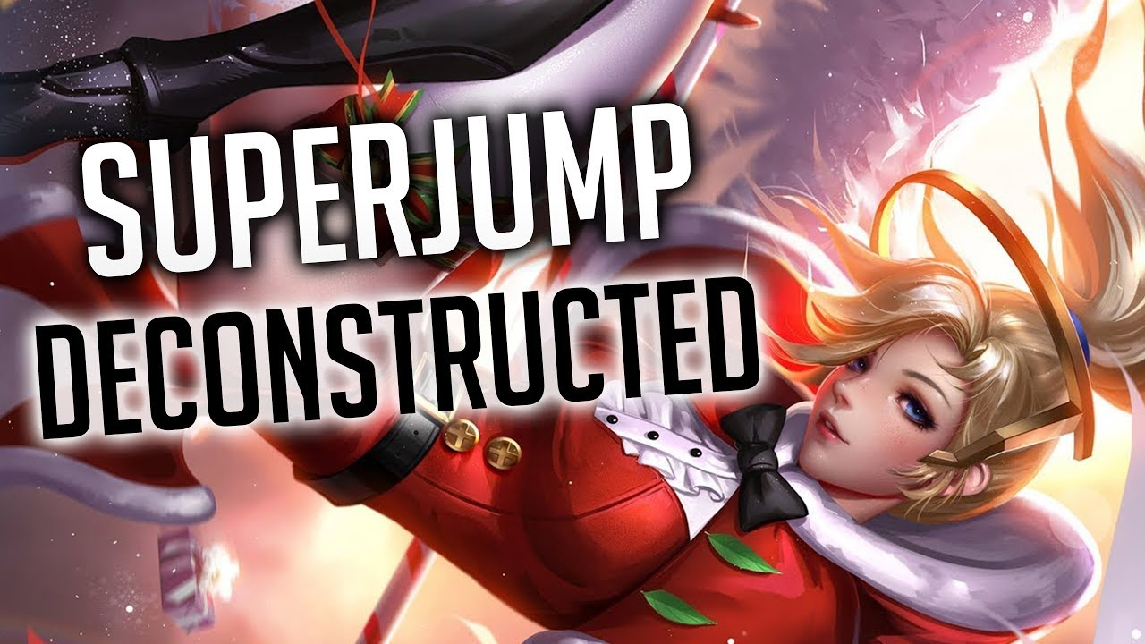Mercy Super Jump DECONSTRUCTED (Advanced Tutorial) - Overwatch