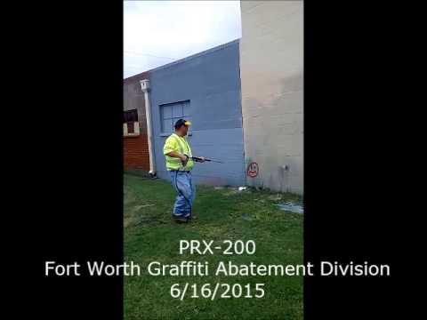 Promxx Technologies Graffiti Abatement - City of F