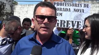 Wanderley Nogueira - Inauguração do BP Raio em Morada Nova