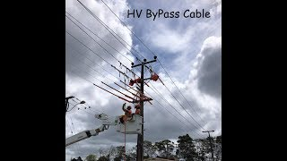 High Voltage Live Line Bypass cable